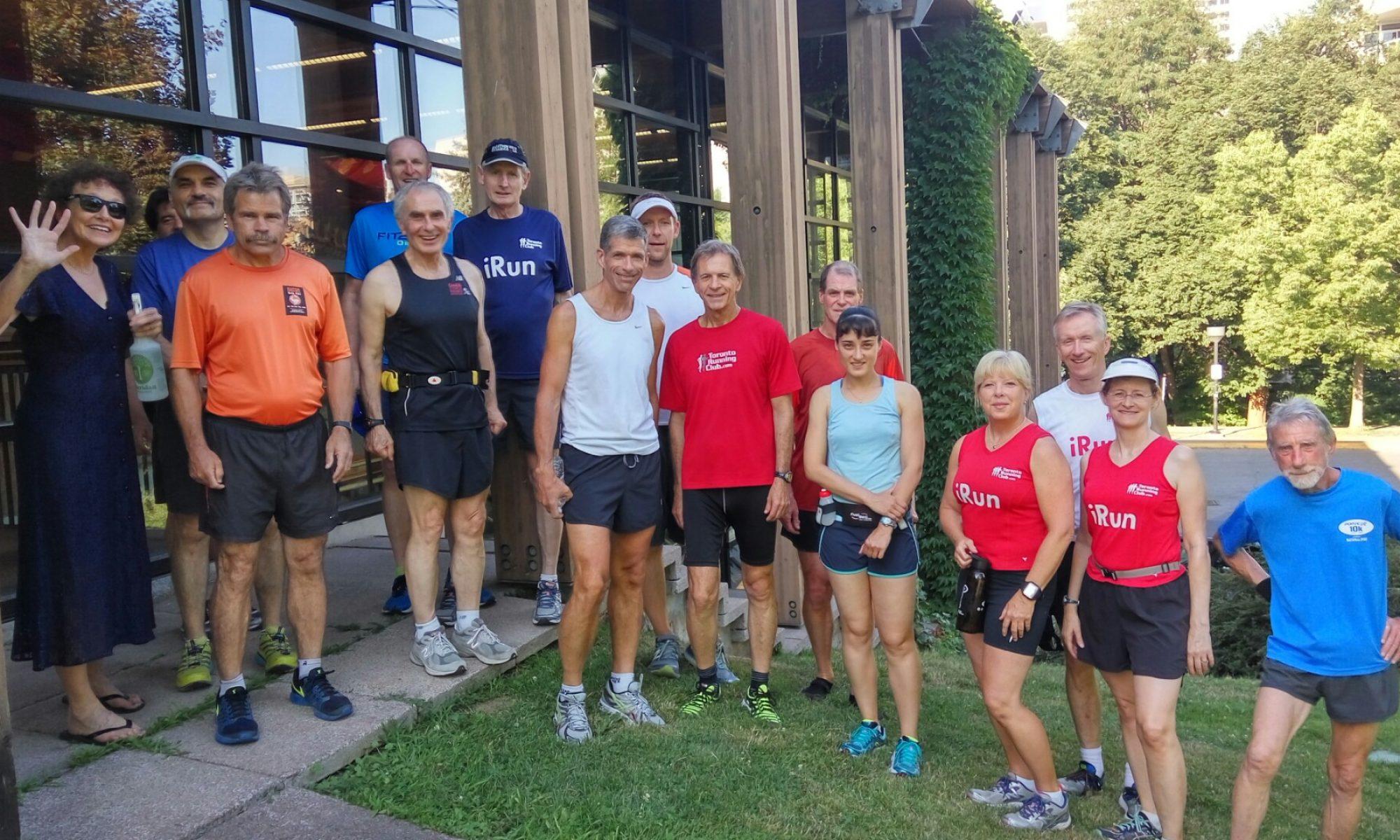 Toronto Running Club